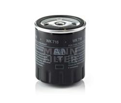 WK716 Фильтр топливный Mann filter - фото 12233