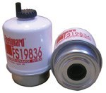 FS19836 Топливный сепаратор элемент Fleetguard