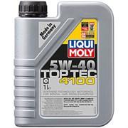 7500 Моторное масло  Top Tec 4100 5W-40, 1 л Liqui Moly
