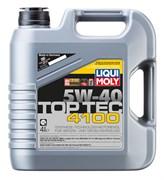 7547 Моторное масло Top Tec 4100 5W-40, 4 л Liqui Moly