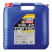 3702 Моторное масло Top Tec 4100 5W-40, 20 л Liqui Moly