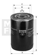 W914/2(10) Фильтр масляный Mann filter