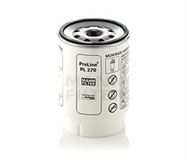 PL270X Фильтр топливный для системы PRELINE Mann filter