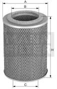 H1053/2N Масляный фильтр Mann filter