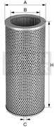 HD1060/2 Масляный фильтр высокого давления Mann filter