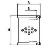 LE1009X Воздушно-масляный сепаратор Mann filter