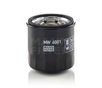MW6001 Фильтр масляный Mann filter для мотоциклов Mann filter