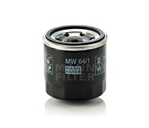 MW64/1 Фильтр масляный для мотоциклов Mann filter
