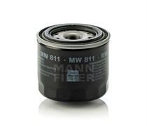 MW811 Фильтр масляный для мотоциклов Mann filter