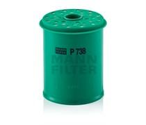 P738X Фильтр топливный Mann filter