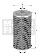 P935 Масляный фильтр Luber-finer