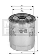 SP3008-2X Сервисный набор Mann filter